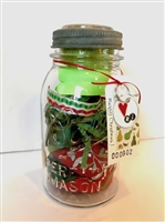 Merry Christmas Jar