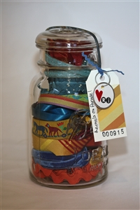 Animals on Parade Jar