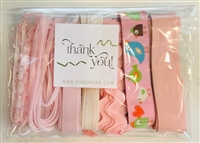 Sweet Baby Girl Ribbon Pack