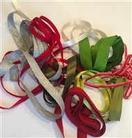 Merry Christmas Wrapping Ribbon Pack