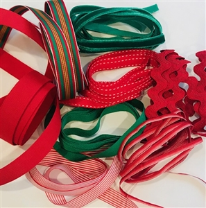 Christmas Candy Ribbon Pack