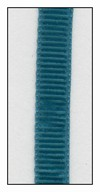 Teal Corduroy Velvet Ribbon 9mm
