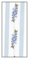 Vintage Cotton Embroidered Trim 33mm
