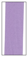 Heliotrope 32mm Herringbone Ribbon