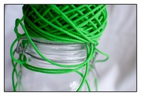 Bright Green Spindle Cord 3mm