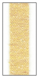 Maize Silk Melange Ribbon 15mm