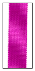 Hot Pink Petersham Grosgrain Ribbon 15mm