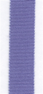 African Violet Petersham Grosgrain Ribbon 15mm