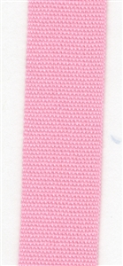 Pink Italian Fettuccia Ribbon 17mm