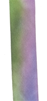 Lavender Rosebud Silk Ribbon 16mm