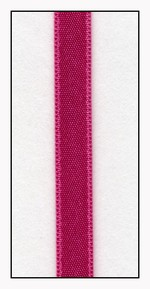 Peony Double Faced Satin Ribbon 6mm