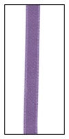 Heliotrope Double Faced Satin Ribbon 6mm