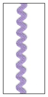 Light Purple 6mm Ric-Rac-Rac