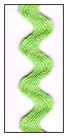 Nile Green 16mm Ric-Rac-Rac
