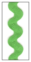 Grass Green 16mm Ric-Rac-Rac