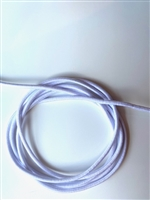 White Stretch Cord 2mm