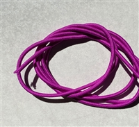 Electric Plum Stretch Cord 2mm