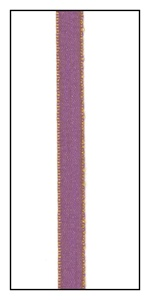 Grape Sari Shimmer Ribbon 6mm