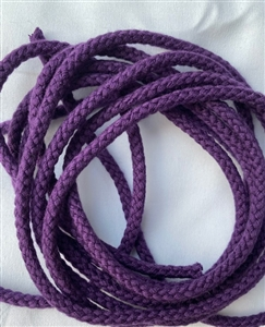 Purple Iris Spindle Cord 4mm