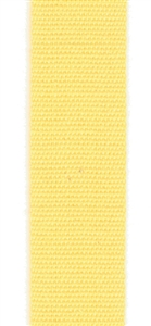 Lemon Italian Fettuccia Ribbon 17mm