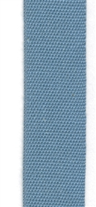 Sea Blue Italian Fettuccia Ribbon 17mm