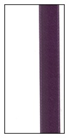 Meadow Violet Double Faced Satin Ribbon 9mm