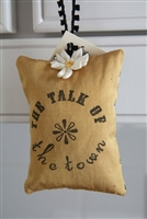 You are... the talk... Hanging Sachet
