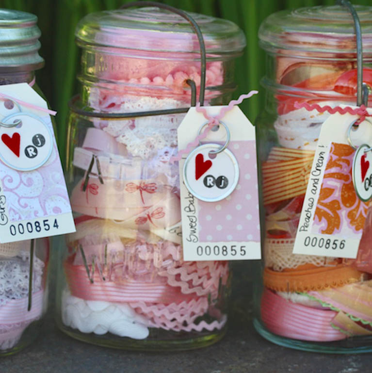SPECIAL COLLECTION JARS